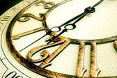 Classic clock — Стоковое фото