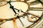 классические часы — Стоковое фото