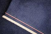 Jeans texture — Stock Photo