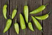 Banana pepper — Stock Photo