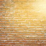 Painted orange wall — Stock Photo #45702541