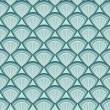 Fish scales background. — Vektorgrafik
