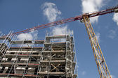 Construction — Stockfoto