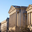 Andrew Mellon Auditorium in WA DC — Stock Photo