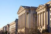 Andrew Mellon Auditorium in WA DC — Stock Photo