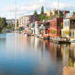 Houseboats — Stock Photo