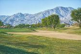Golf Course in California — Stock Photo