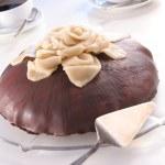 Chocolate pie — Stock Photo #40972015