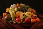 Still life of fruits — Stock Photo