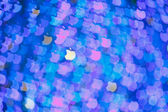 Apple bokeh background — Stock Photo