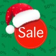 Royalty-Free Stock Vector Image: Christmas Sale Poster
