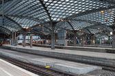 Estación central de colonia — Foto de Stock