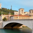 Lyon in september — Stock Photo #13620852
