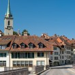 Old town of Bern - Stock Photo