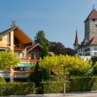 Stock Photo: Spiez, Switzerland