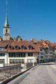 Old town of Bern — Foto Stock