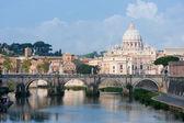 查看关于梵蒂冈 — 图库照片