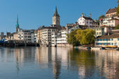 Morning Zurich — Stock Photo