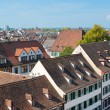 Old town of Basel - Stock Photo