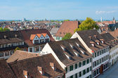 Old town of Basel — Stock Photo