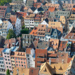 Rooftops of Strasbourg — Stock Photo