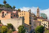 Buildings of Ventimiglia — Stock Photo