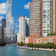 Chicago in september — Stock Photo #14084733
