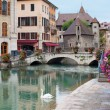 Annecy in september - Stock Photo