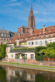 Houses of Strasbourg — Stock Photo