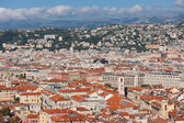 Rooftops of Nice — Stock Photo
