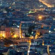 Stock Photo: Naples at night