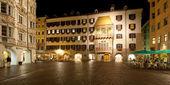 The Golden Roof in Innsbruck — Stock Photo