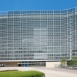 The Berlaymont building in Brussels - Stock Photo