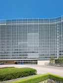 The Berlaymont building in Brussels — Stock Photo