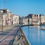 Morning Amsterdam — Stock Photo #16375567