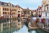 Morning Annecy — Stock Photo