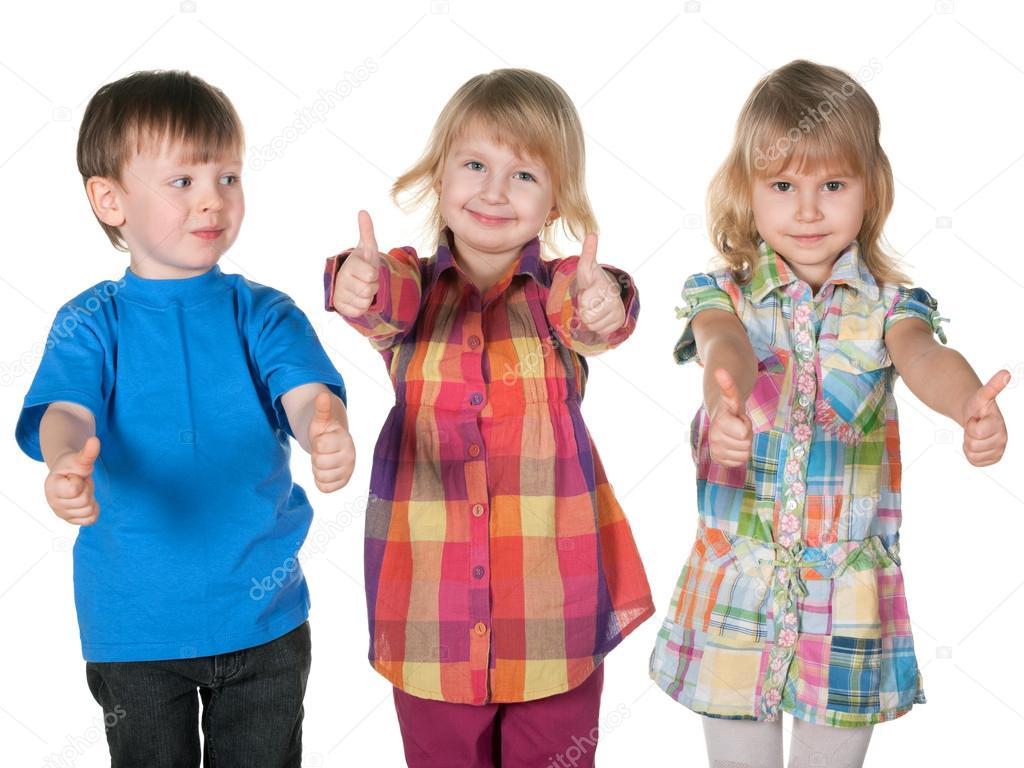 grupo de tres todas