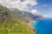 Na pali стоимость на острове кауаи — Стоковое фото