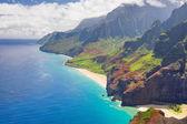 Na Pali Cost on Kauai — Stock Photo
