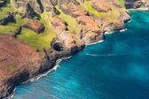 Na Pali Cost on Kauai island — Stock Photo
