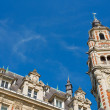 Old architecture in Lille — Stock Photo