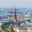 Port in Hamburg — Stock Photo