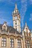 Historical buildings in Ghent — Stock Photo