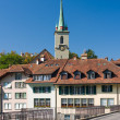 Stock Photo: Old buildings in Bern