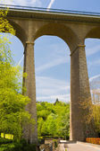 Bron i luxemburg — Stockfoto