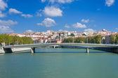 Lyon en un día de verano — Foto de Stock