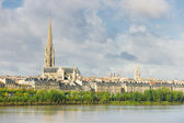 Bordeaux at a summer day — Stock Photo