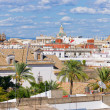 Cityscape of Seville — Foto Stock