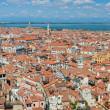 View on Venice in a summer day — Stock Photo