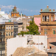 Stock Photo: Seville architecture